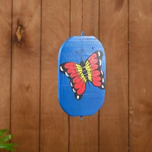 "Сувенир подвесной ""Бабочки"" дерево 12х13х15 см   4575391"