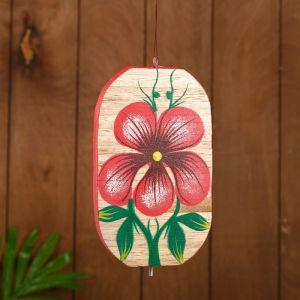"Сувенир подвесной ""Цветы"" дерево 12х13х15 см   4575393"