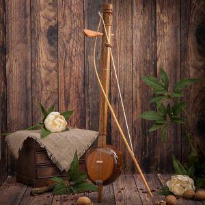 """Музыкальный инструмент """"Тайская скрипка"""" 37х2,5х2,5 см 3256824"""