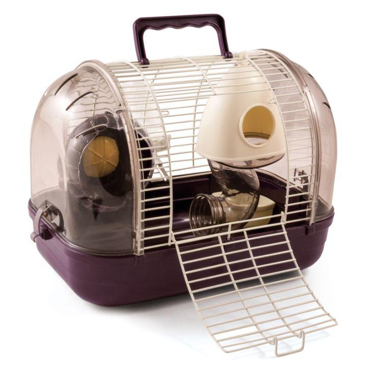 Клетка Студия для хомяков и мышей