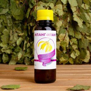 Ароматическая смесь натуральная для бани , ванны Иланг-иланг 100мл   2496230