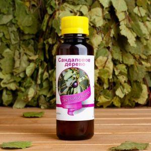 Ароматическая смесь натуральная для бани , ванны Сандал 100мл   2496242