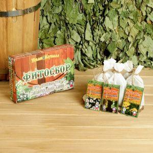 "Набор запарок ""Фитосбор №2"" в коробке, 5 шт по 30 гр   4584081"