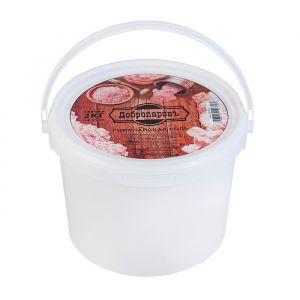 """Гималайская розовая соль """"Добропаровъ"""", галька, 50-120мм, 2 кг 2929730"""