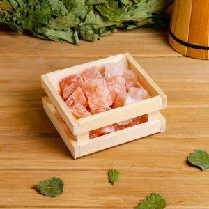 Ящик с гималайской солью, 1 кг   4644601