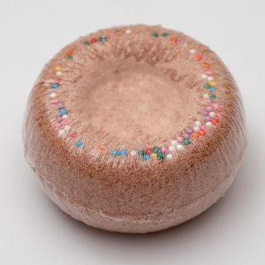 "Бурлящий шар для ванн ""Имбирный пончик"", 60 г 3998897"