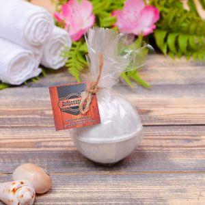 """Шипучая бомбочка из персидской соли """"Добропаровъ"""" с эфирным маслом ванили, 140гр 3558491"""