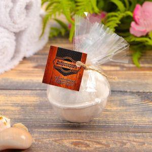 """Шипучая бомбочка из персидской соли """"Добропаровъ"""" с эфирным маслом персика, 140гр 3558490"""