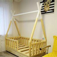 Кровать Домик Шалаш 2