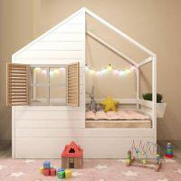 Кровать Домик Calipso №19
