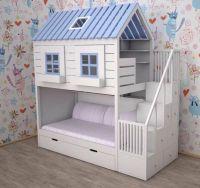 Кровать двухъярусная Домик Felicia №27