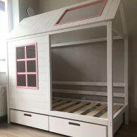 Кровать Домик Fairy Land с ящиками Simple Lux №39, любые размеры
