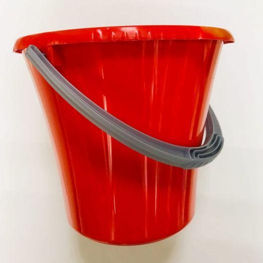 Ведро 10л Либерти красное С604КРА