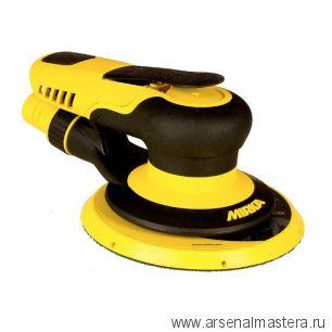 Шлифовальная пневматическая машинка для профессионального шлифования MIRKA PROS 650CV 150 мм орбита 5 мм 8995650111