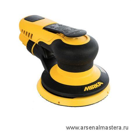 Шлифовальная пневматическая машинка для профессионального шлифования MIRKA PROS 550CV 125 мм орбита 5,0 мм 8995550111