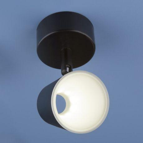Светильник потолочный Elektrostandart DLR025 5W 4200K белый матовый