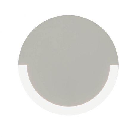 Бра. Настенный светодиодный светильник Eurosvet 40147/1 LED белый