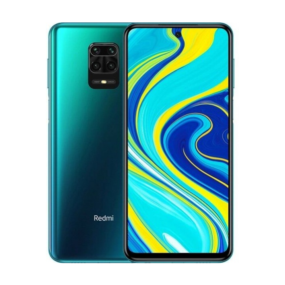Xiaomi Redmi Note 9S 6/128 ГБ (синий)