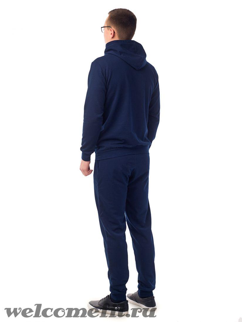 Спортивный костюм- темно синий