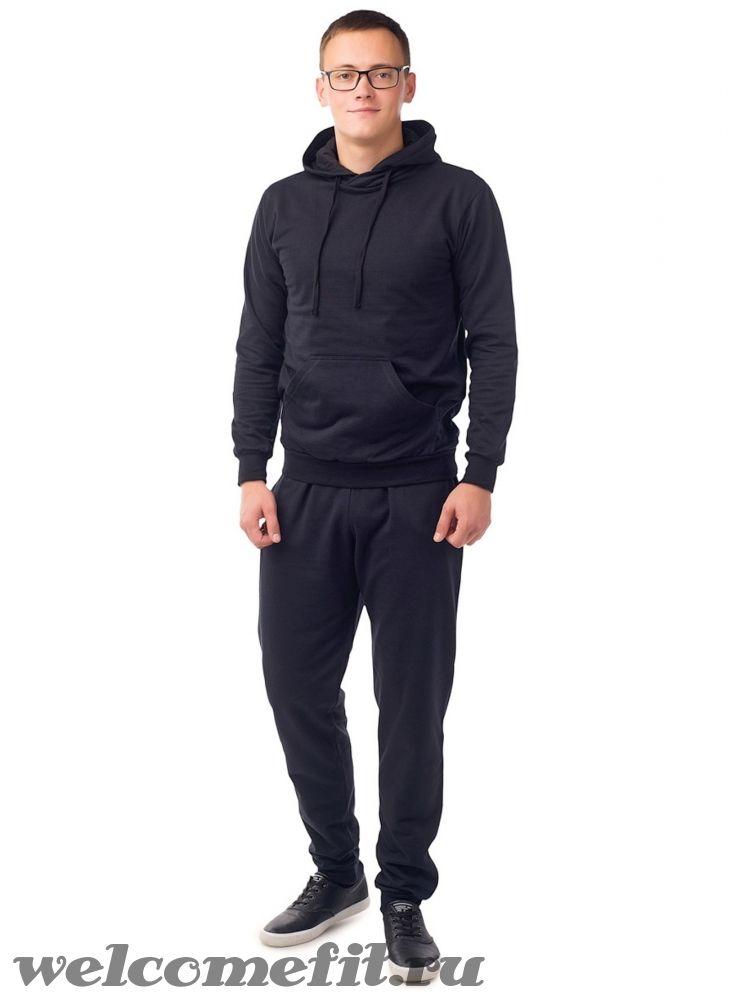Спортивный костюм - Черный