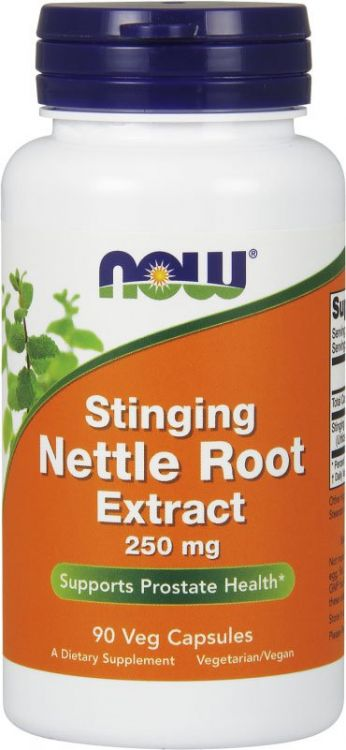 Nettle Root Extract 250 мг от Now 90 капсул