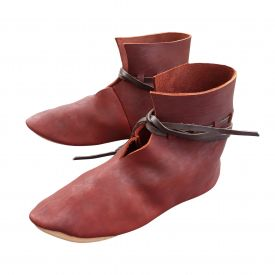 Ботинки Скандинавские IX-XI вв темные