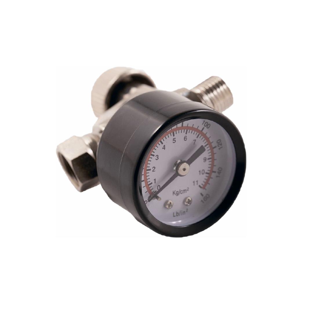 Remix Регулятор давления c манометром на краскопульт AR-802