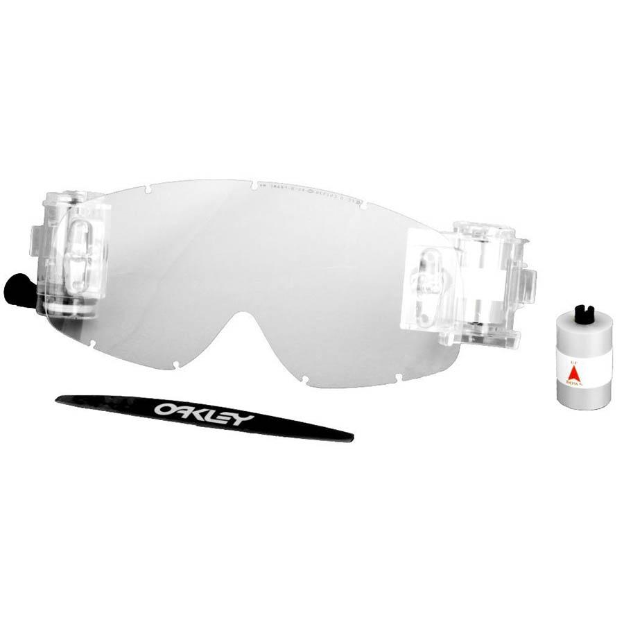 Oakley O-Frame Roll-Off система грязеочистки очков (перемотка)