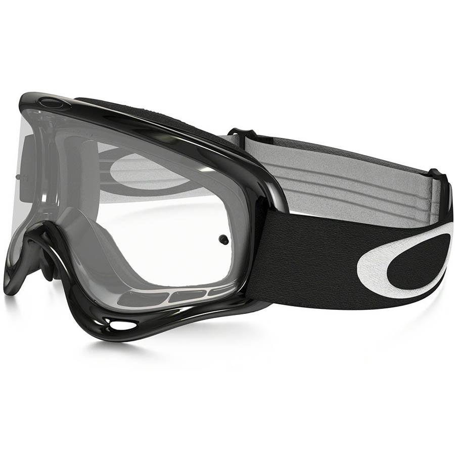 Oakley O-Frame Jet Black очки для мотокросса и эндуро
