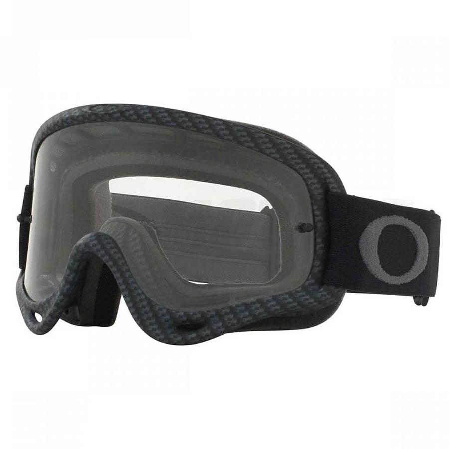 Oakley O-Frame Solid Carbon очки для мотокросса и эндуро