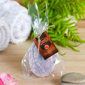 Мыло-скраб из гималайской соли с маком, 80 г 4162169