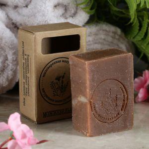"""Натуральное крафтовое травяное мыло """"Можжевельник"""" в коробке, """"Добропаровъ"""", 100 г   4408361"""