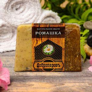 """Натуральное мыло для бани и сауны """"Ромашка"""" 100гр   2922024"""