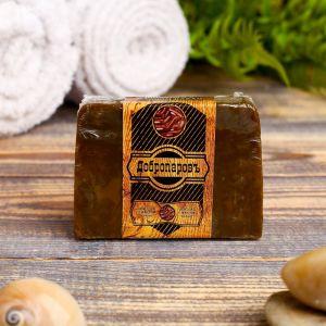 """Натуральное мыло для бани и сауны """"Шоколад с маслом какао"""" 100гр   2922035"""