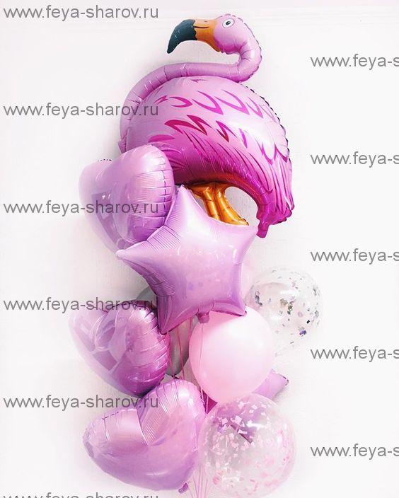 Фонтан Фламинго