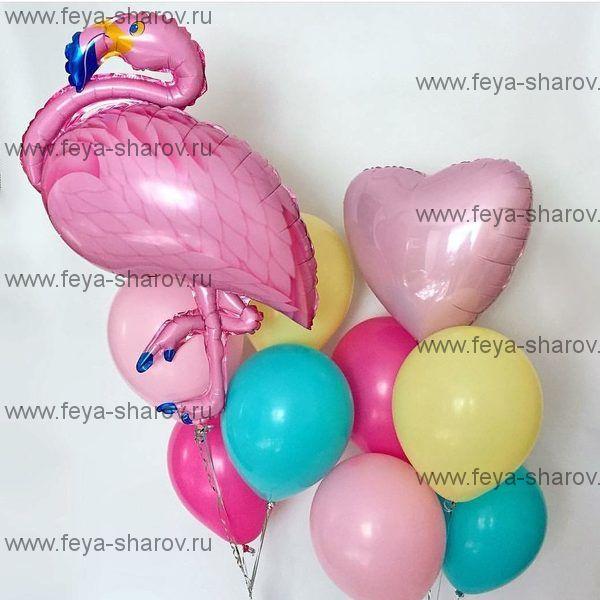 Композиция Фламинго