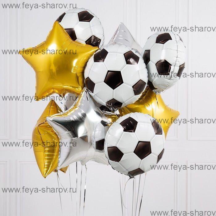 Композиция Футбольные звезды