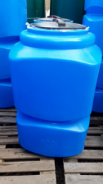 Бак для воды L 500 литров