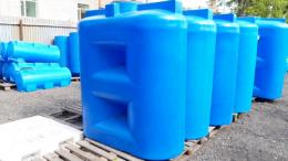 Бак для воды S 1500 литров