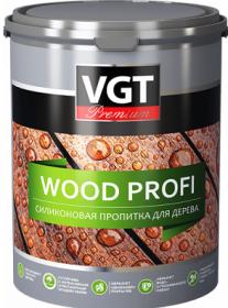 Силиконовая Пропитка VGT Wood Profi 2.2кг по Дереву и Кирпичу / ВГТ
