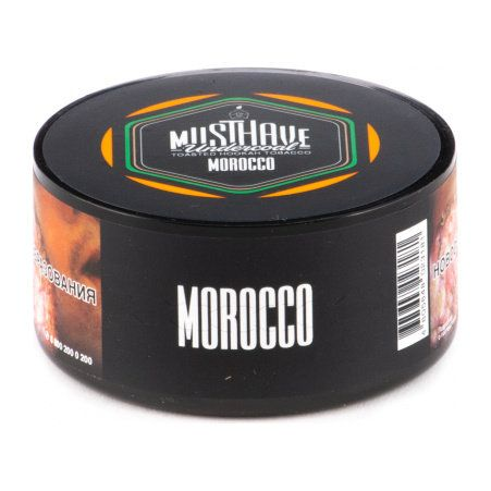 Табак Must Have - Morocco (Морокко, 250 грамм)