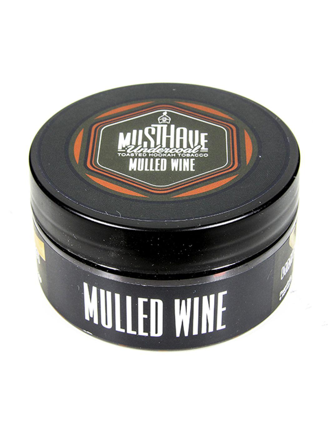 Табак Must Have - Mulled Wine (Глинтвейн, 250 грамм)