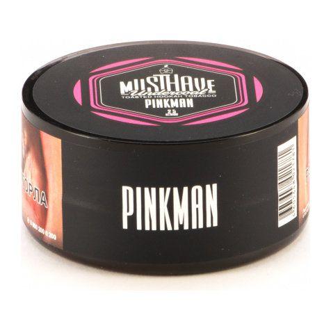 Табак Must Have - Pinkman (Пинкман, 25 грамм)