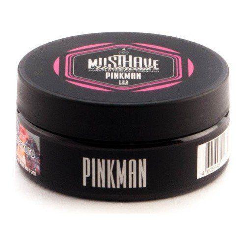 Табак Must Have - Pinkman (Пинкман, 125 грамм)