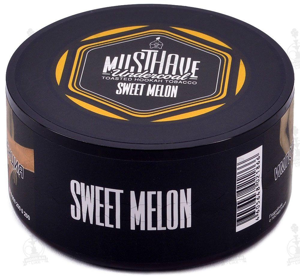 Табак Must Have - Sweet Melon (Сладкая Дыня, 250 грамм)