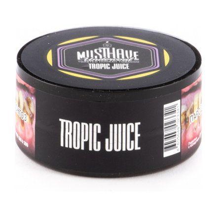 Табак Must Have - Tropic Juice (Тропический Сок, 250 грамм)
