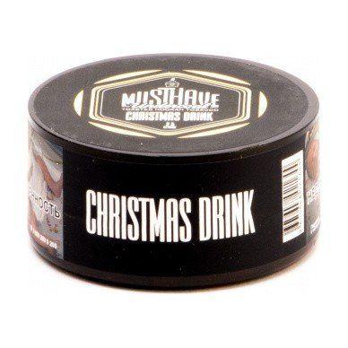 Табак Must Have - Christmas Drink LIMITED (Рождественский Напиток, 250 грамм)