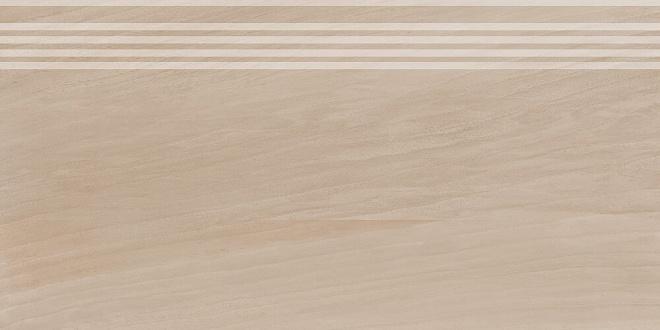 SG226100R/GR | Ступень Слим Вуд беж обрезной