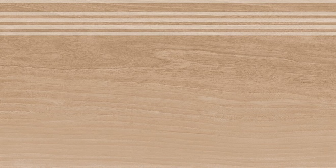SG226200R/GR | Ступень Слим Вуд беж темный обрезной