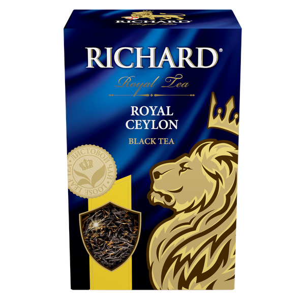 Чай Richard Royal Ceylon 90г